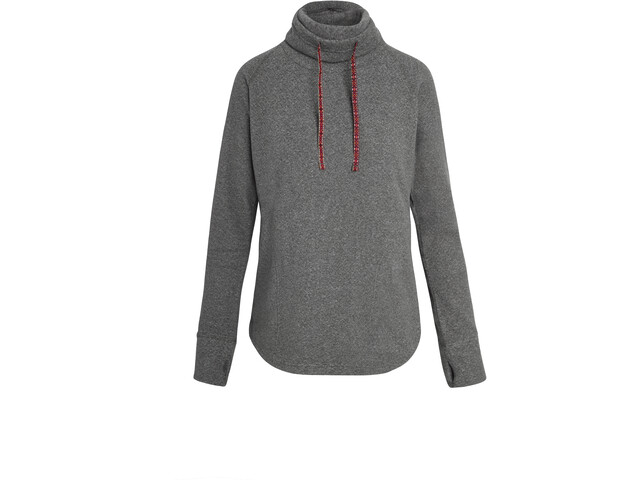 Sherpa Rolpa Pullover Mujer, gris